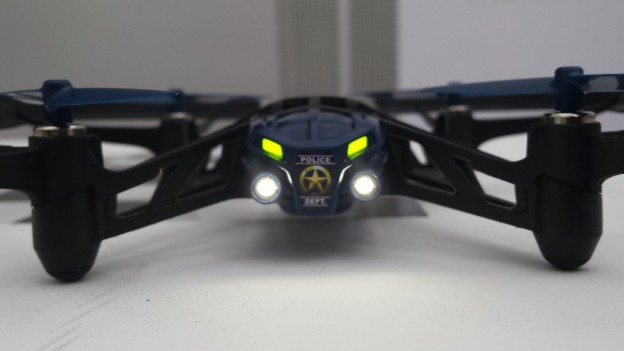 drone parrot spider 2