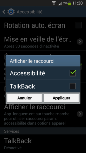 [ANDROID] Malvoyance, comment vraiment adapter son mobile ? 10