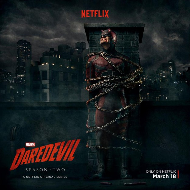 [Critique] Daredevil S2 - Encore plus fort!