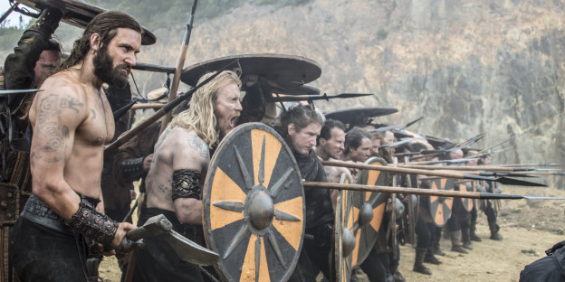 [Critique] Vikings - Une série Historico-bourrinne 1