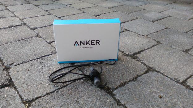 [TEST] Ecouteurs Anker Bluetooth - Anker SoundBuds 3