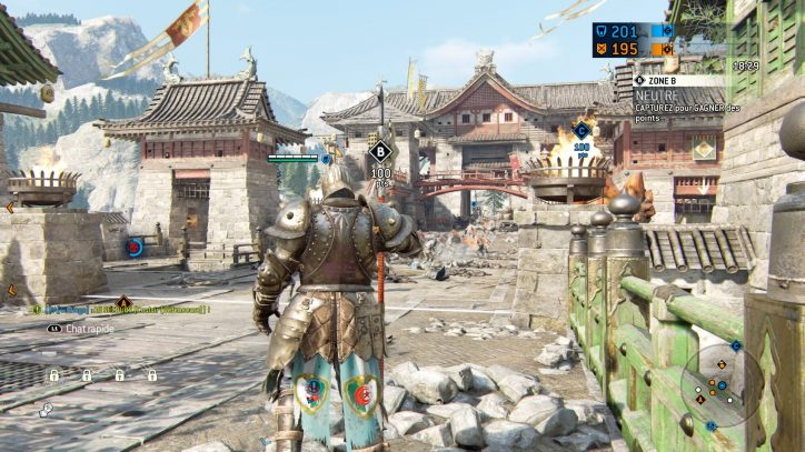 FOR HONOR (PS4) : L'agréable surprise 4