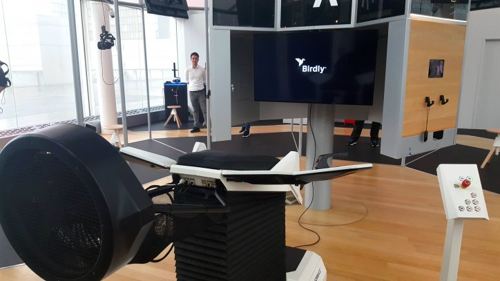 visite de la premi re salle de r alit virtuelle paris au mk2 vr geek mexicain. Black Bedroom Furniture Sets. Home Design Ideas