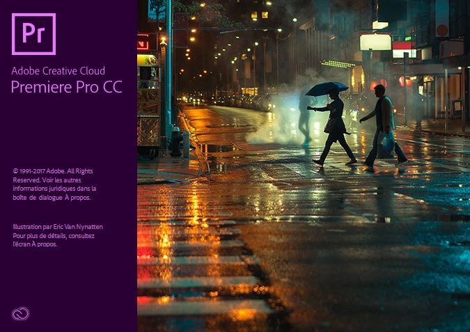 [DEV] Comment faire un splash-screen ? | Le splash-screen d'Adobe Premiere Pro