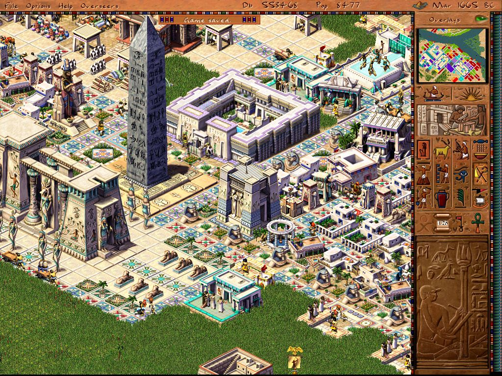 jeu pharaon sierra gratuit