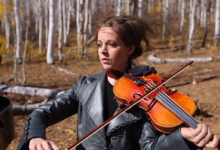 Une reprise de Halo par Lindsey Stirling