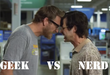 Geek vs Nerd: Un clash epic