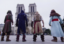 Du parkour Assassin's Creed en plein Paris