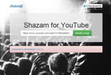 Audentifi : un shazam pour Youtube
