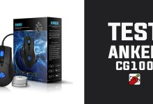 [TEST] Anker CG100 : une souris gamer ultra rapide
