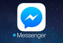 Facebook Messenger pour Windows 10 a fuité