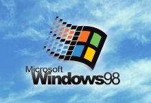 Nostalgie: Windows 98