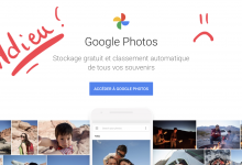 Adieu Google Photos