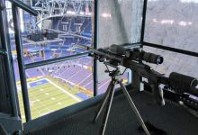 Des snipers au Super Bowl