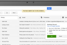 Infographie: Gmail a 9 ans