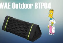 [TEST] Enceinte Bluetooth WAE Outdoor BTP04