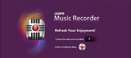 [TEST + Concours] Leawo Music Recorder