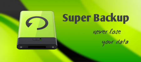 Application Android : Super Backup !
