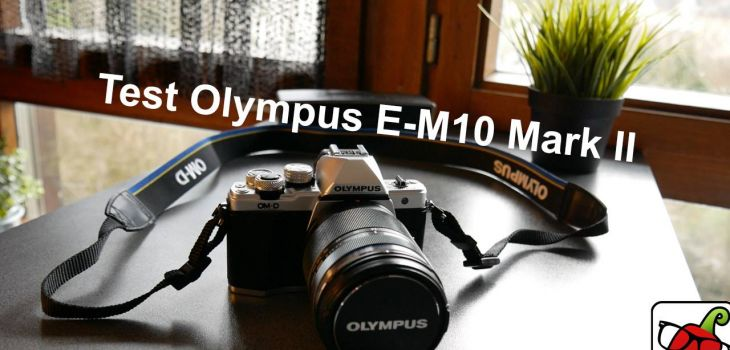 [TEST] Appareil photo reflex OLYMPUS E-M10 MarK II