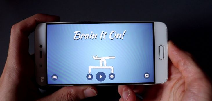 [TEST] Brain It On! Du dessin, de la gravité et du fun