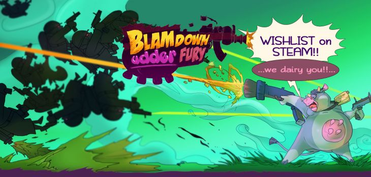 [TEST] Blamdown Udder Fury - A bas Ronald Dump !