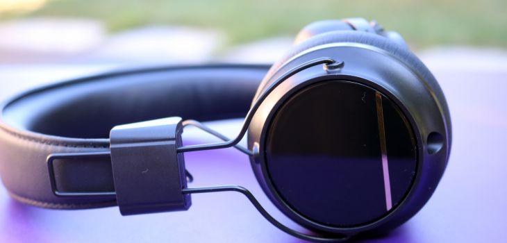 Test casque audio regent sudio design et l g ret - Porte casque audio ...