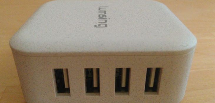 [TEST] Chargeur secteur intelligent Lumsing