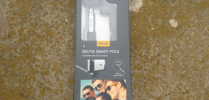 [TEST] Perche selfie Bluetooth de Olixar