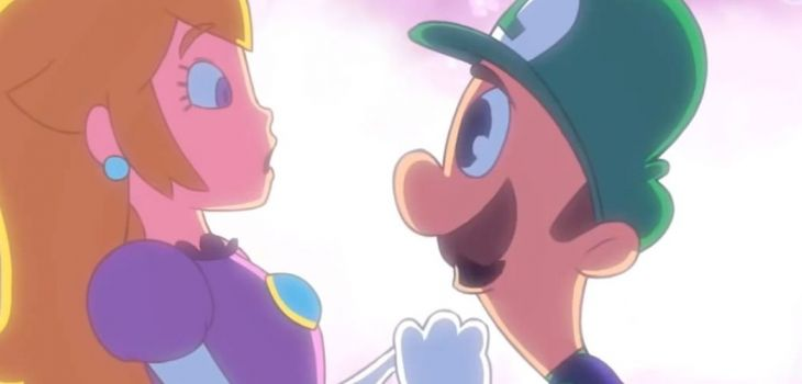 [WTF] Mario et Luigi en mode Lovers